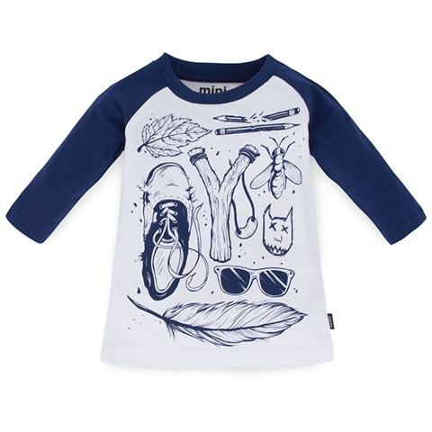 Raglan Munster Kids