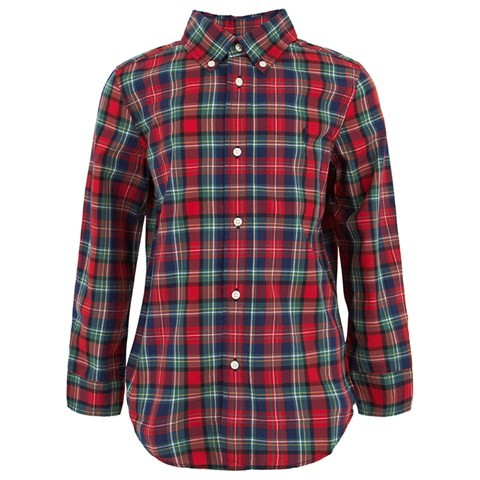 Camisa Xadrez Ralph Lauren